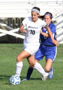 Webster University women's soccer team