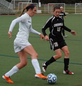 Webster University women's soccer