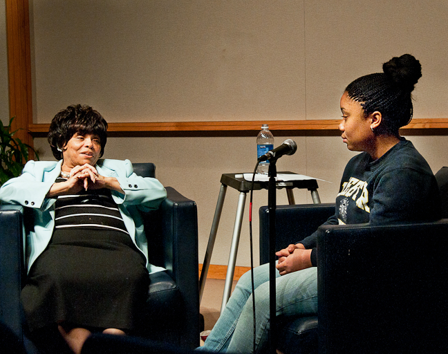Former Mo. state representative,  civil rights activist shares life story