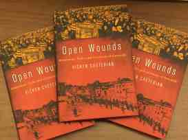 """Open Wounds"" tells the story of the aftermath of the Armenian Genocide of 1915. JAZMINE O. JONES/The Journal"