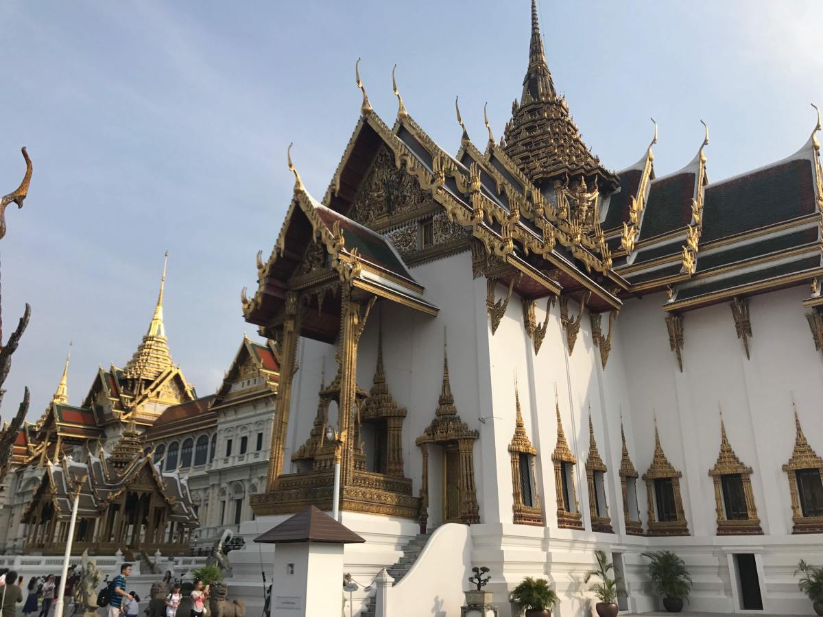 Letters from Thailand: a review of Bangkok