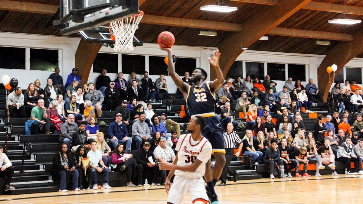 SLIAC recognizes Davian Joseph as Player of the Week
