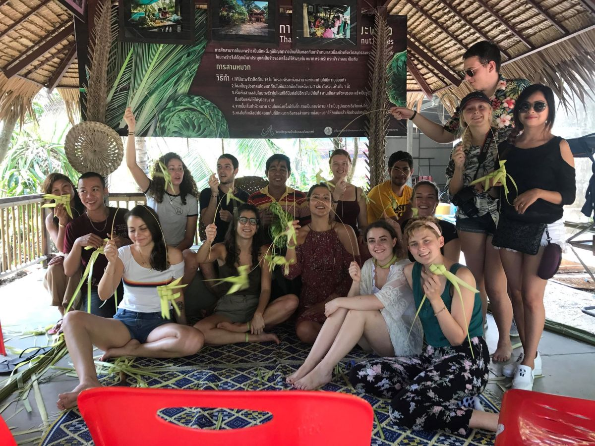Letters from Thailand:  Hua Hin - my Thai cultural immersion trip