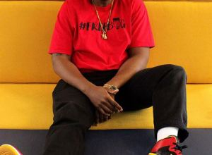 Webster senior creates fashion line inspired by challenges he faced