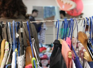Students thrift to save money
