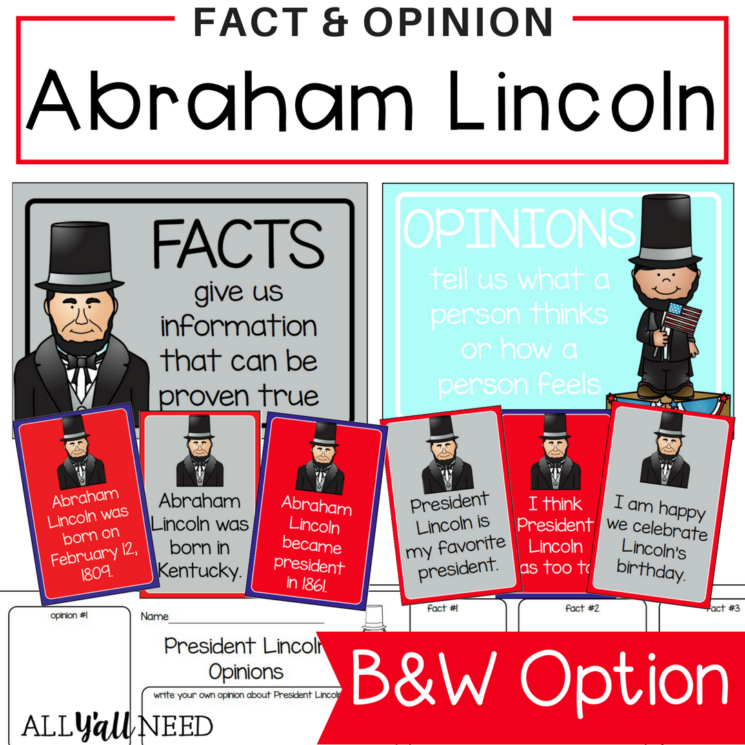 Abraham Lincoln Clipart Fact Abraham Lincoln Fact