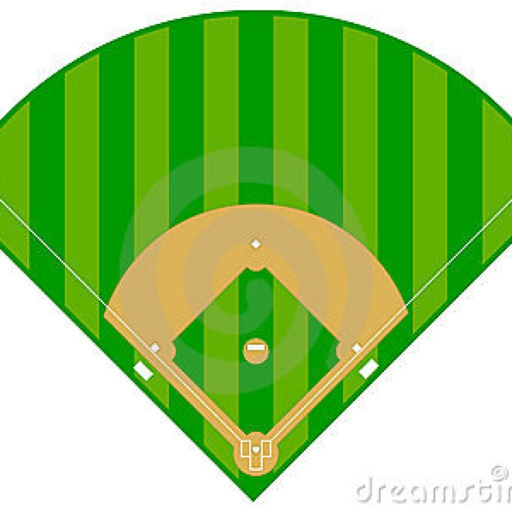 Baseball Clipart Baseball Field Baseball Baseball Field