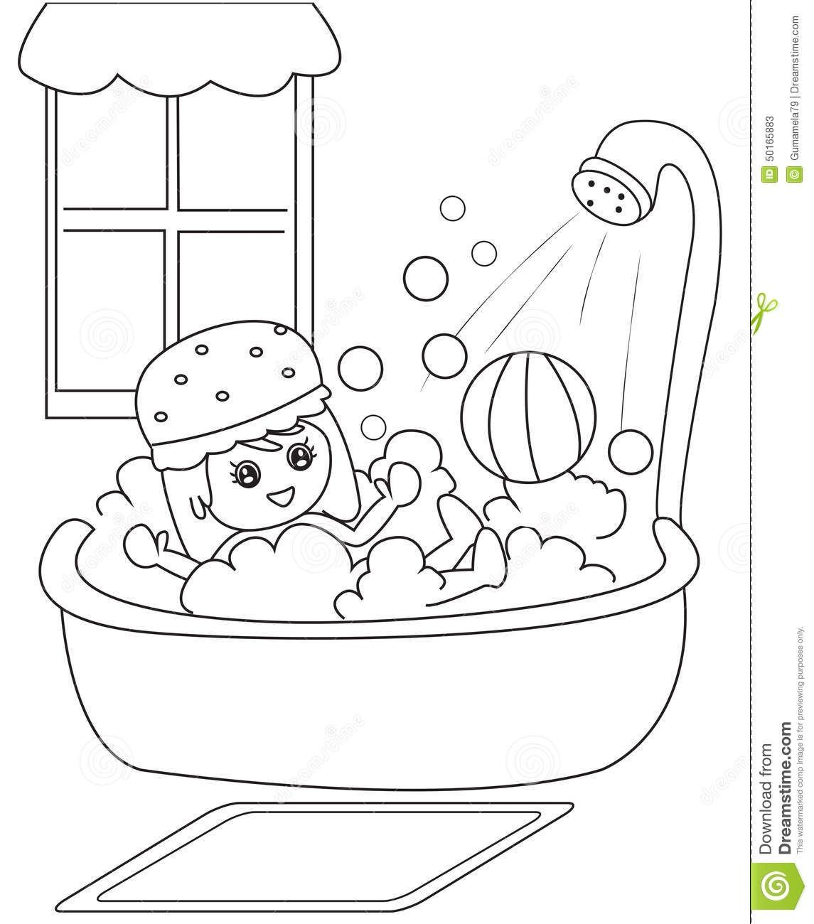 Bathtub Clipart Black And White Bathtub Black And White