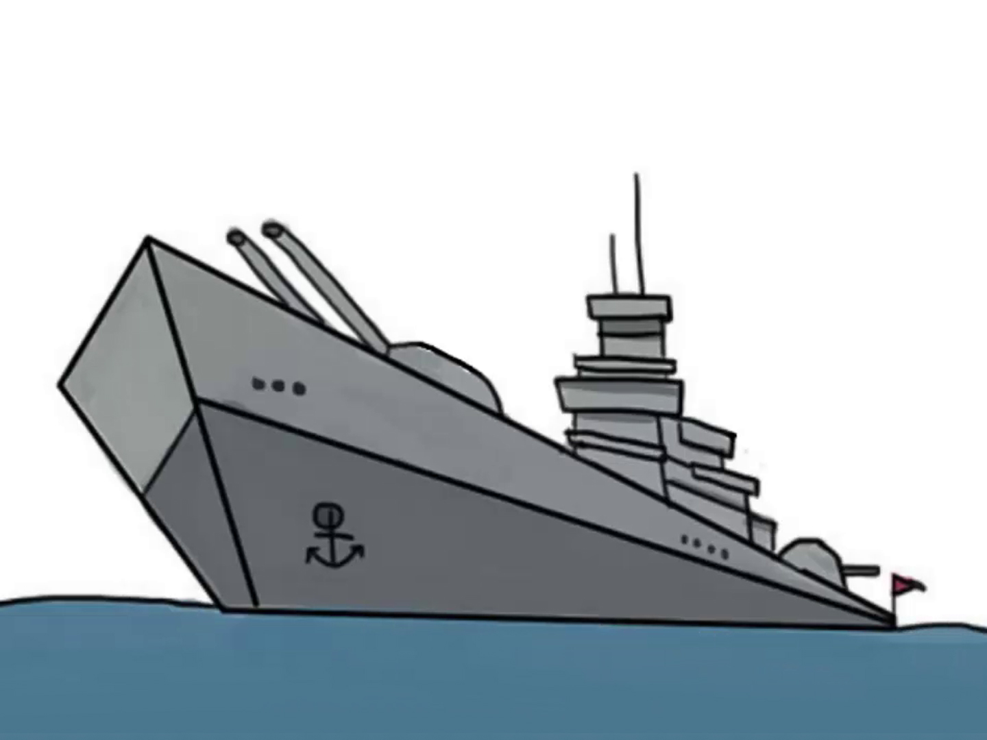 Battleship Clipart Broken Ship Battleship Broken Ship