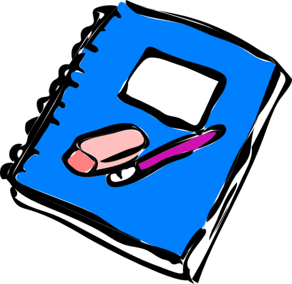 Journal Clipart Notbook Journal Notbook Transparent Free For Download On Webstockreview 2021