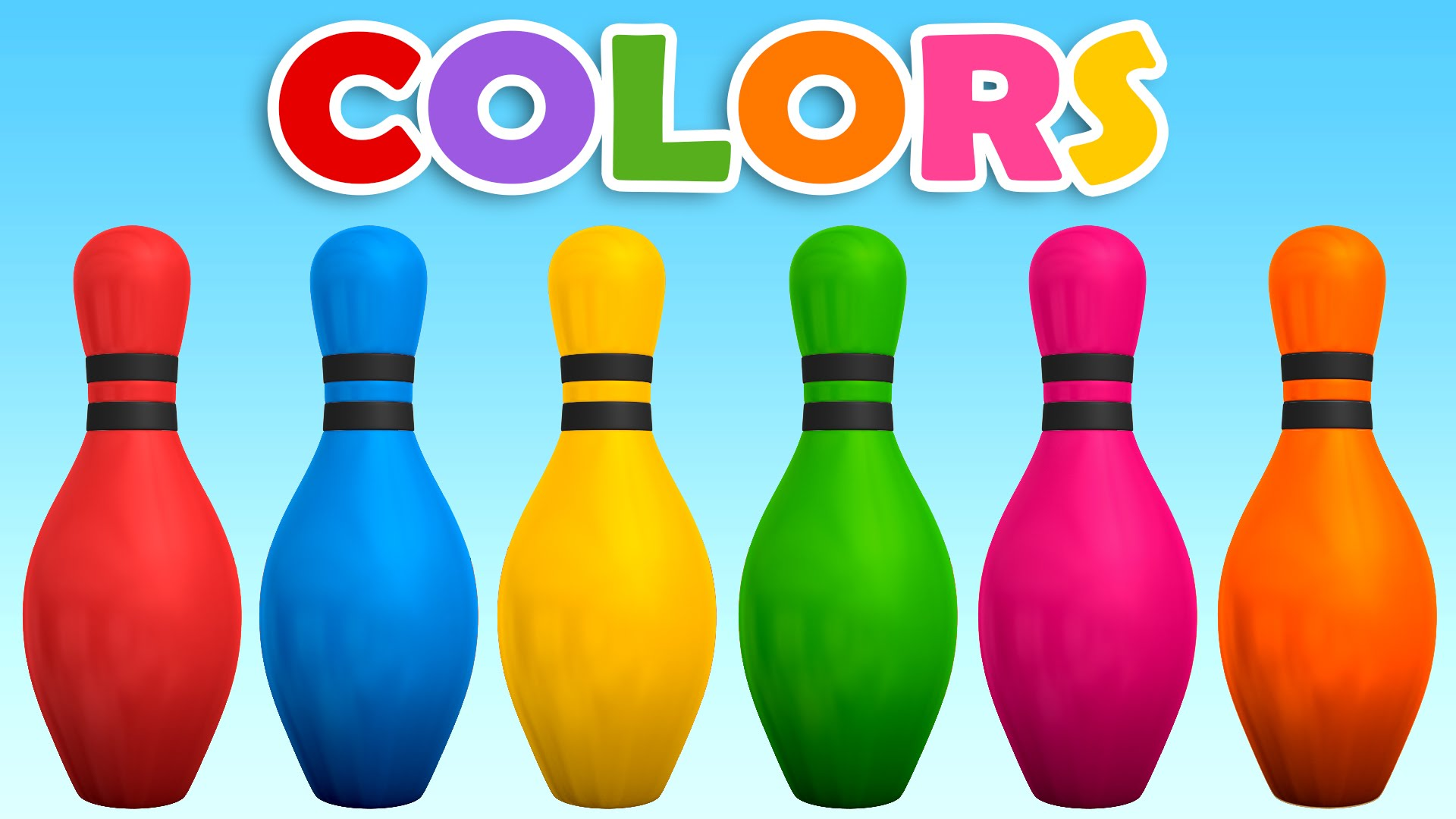 Bowling Clipart Colorful Bowling Colorful Transparent