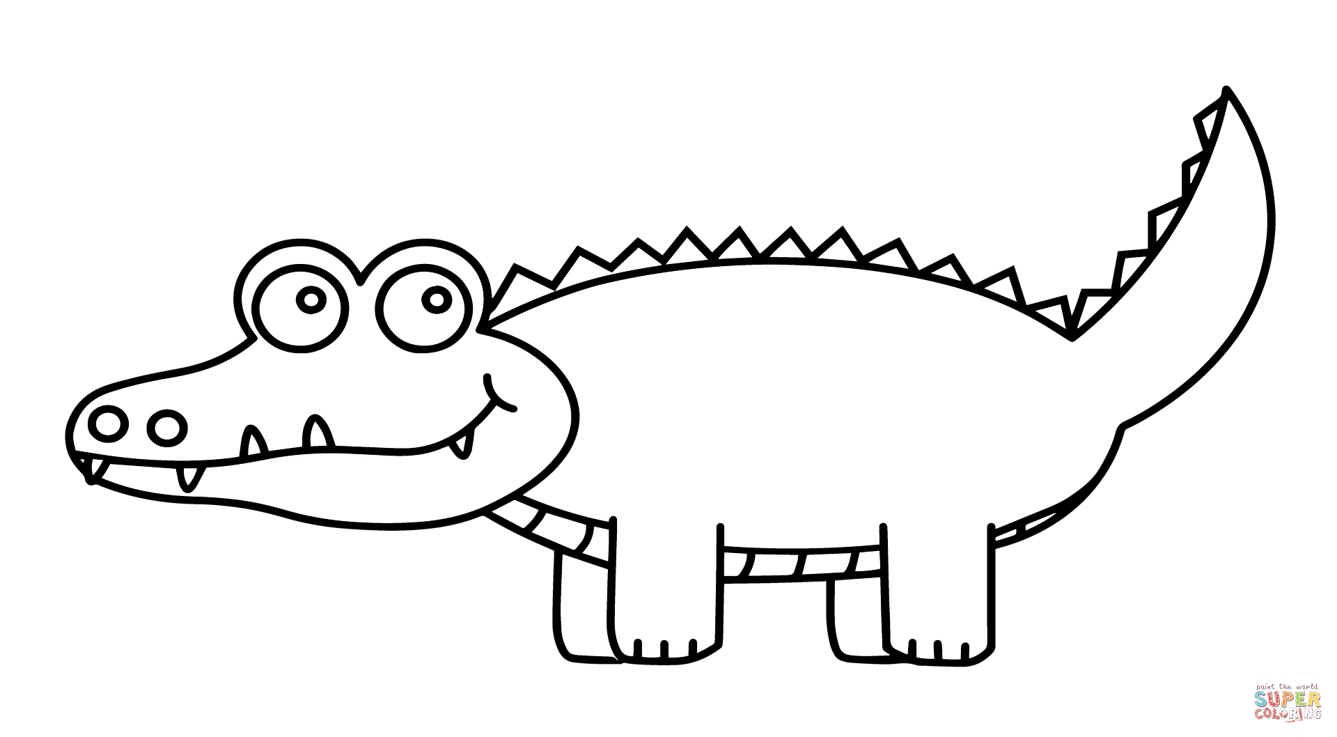 Clipart Alligator Printable Clipart Alligator Printable