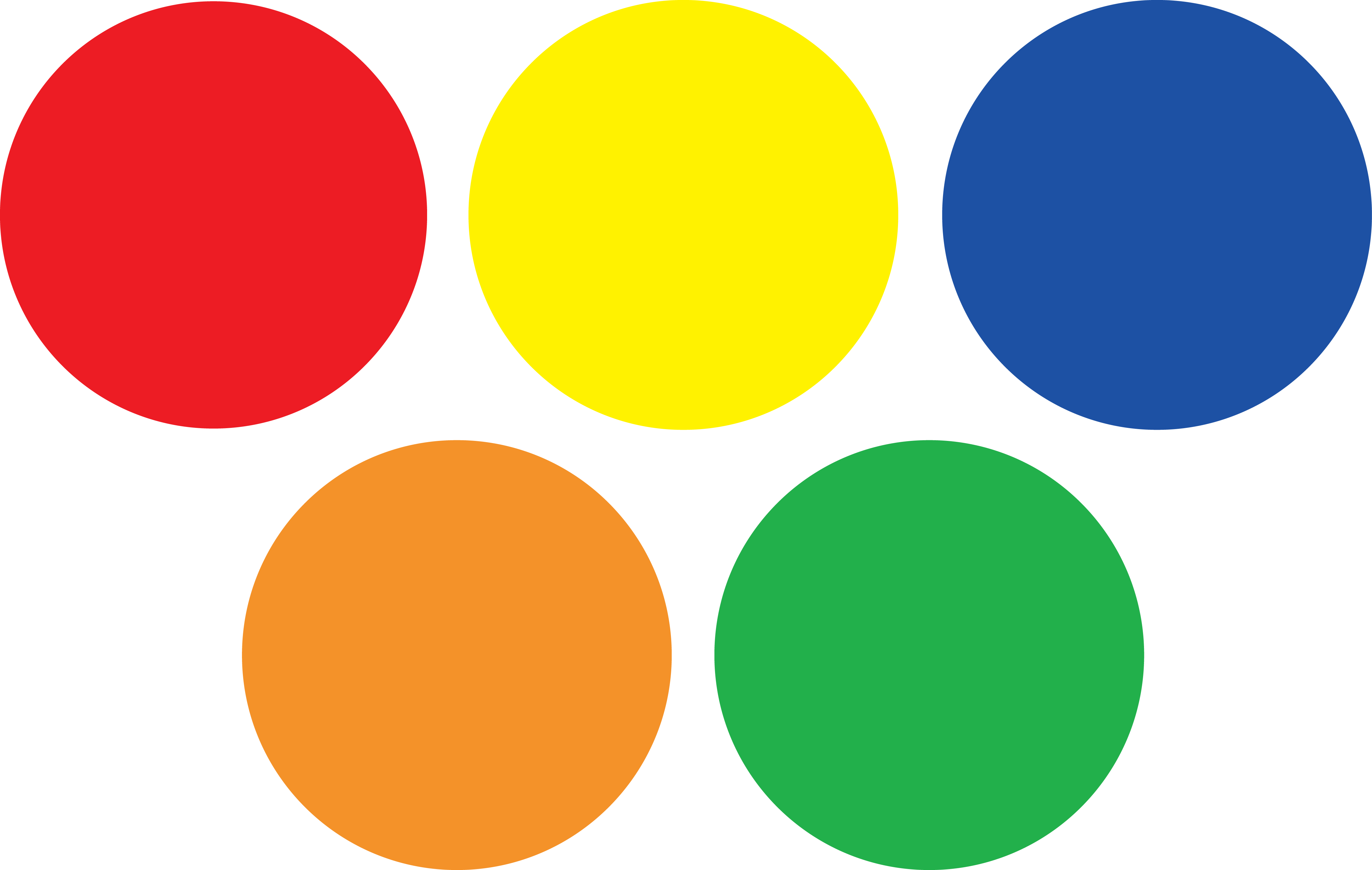 Clipart Circle Colored Clipart Circle Colored Transparent