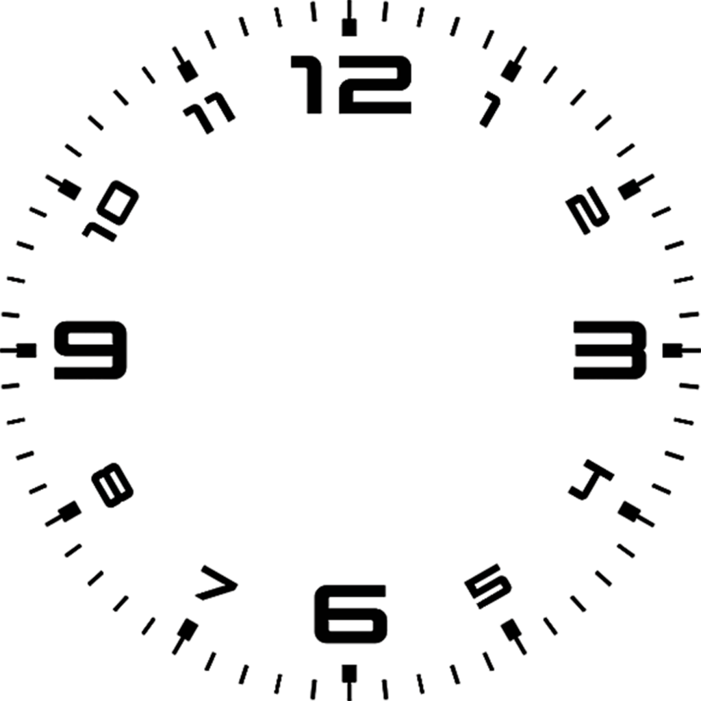 Clocks Clipart Blank Clocks Blank Transparent Free For