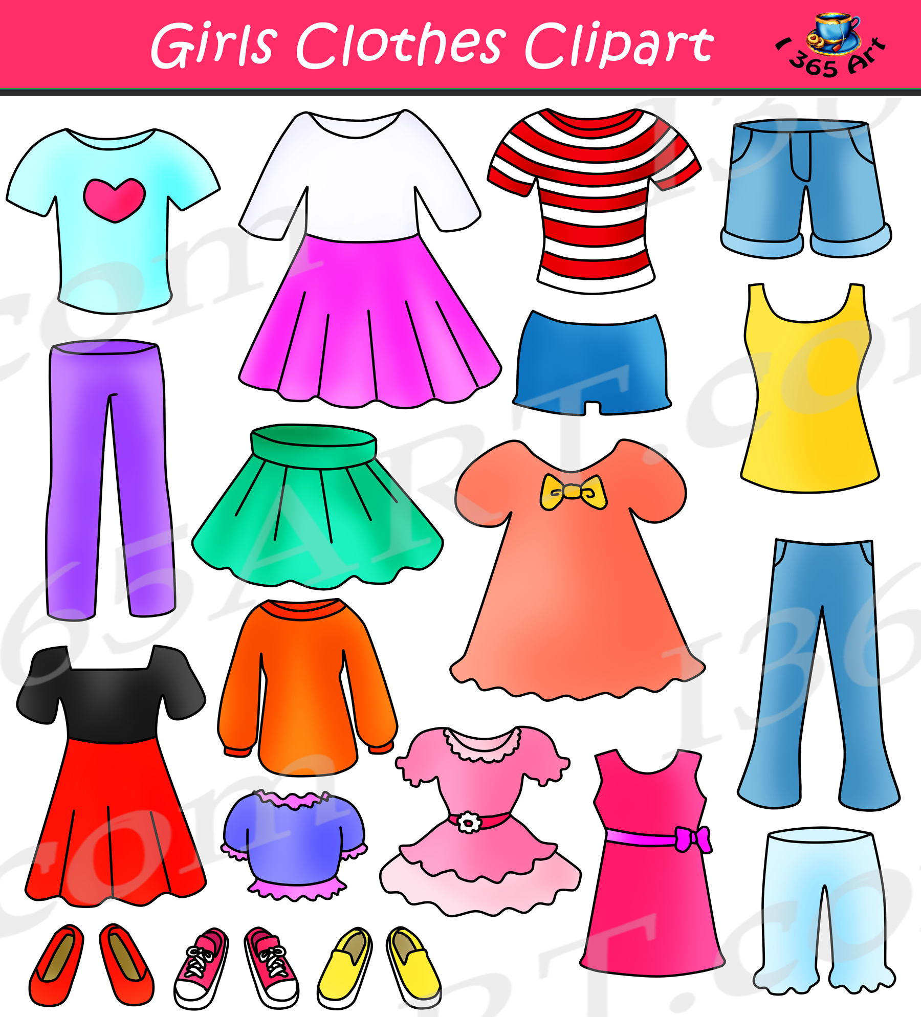 Clothing Clipart Clothing Transparent Free For Download