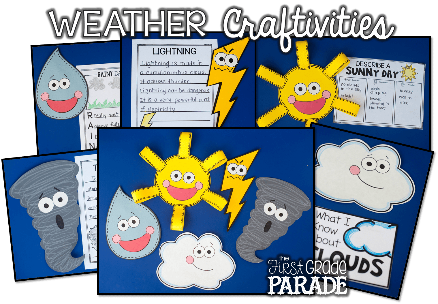 Kindergarten Clipart Weather Kindergarten Weather