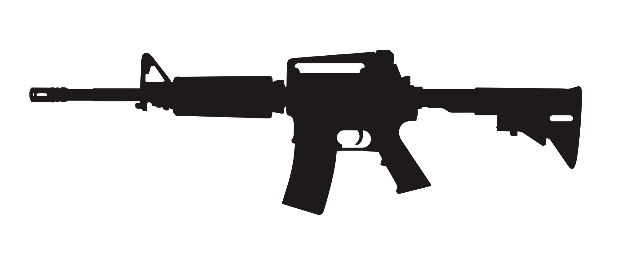 Gun Clipart Svg Gun Svg Transparent Free For Download On