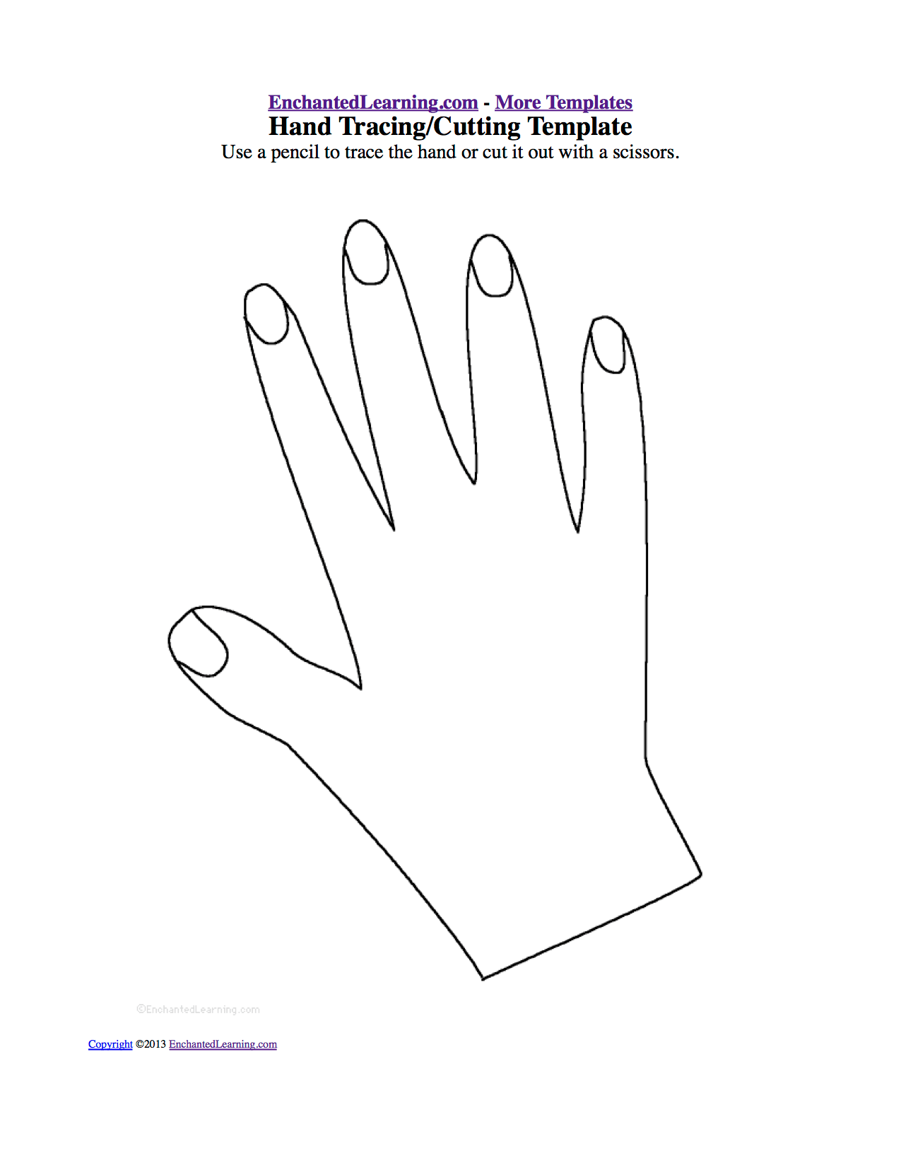 Hand Clipart Cut Out Hand Cut Out Transparent Free For