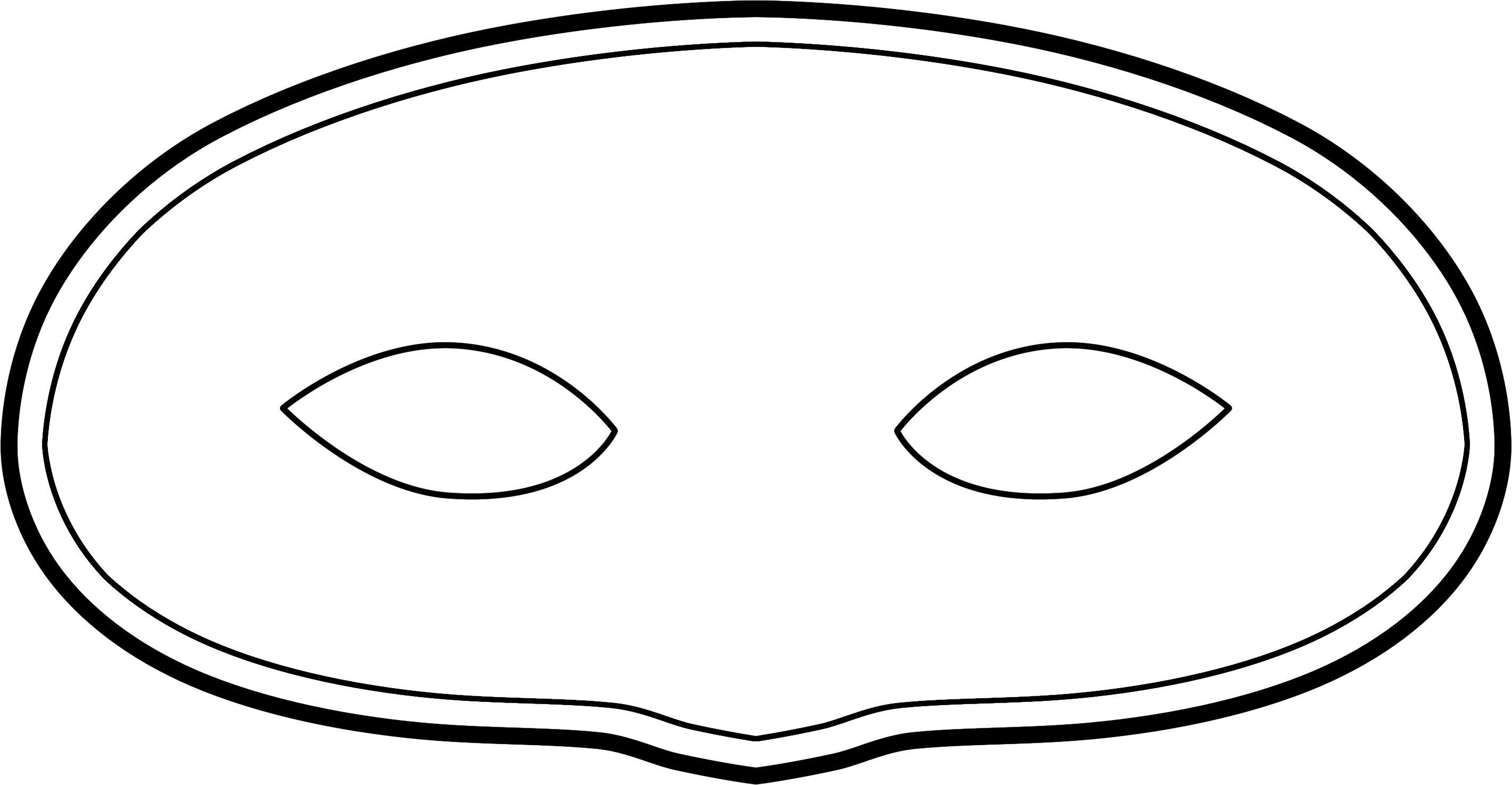 Grinch Clipart Cut Out Mask Grinch Cut Out Mask