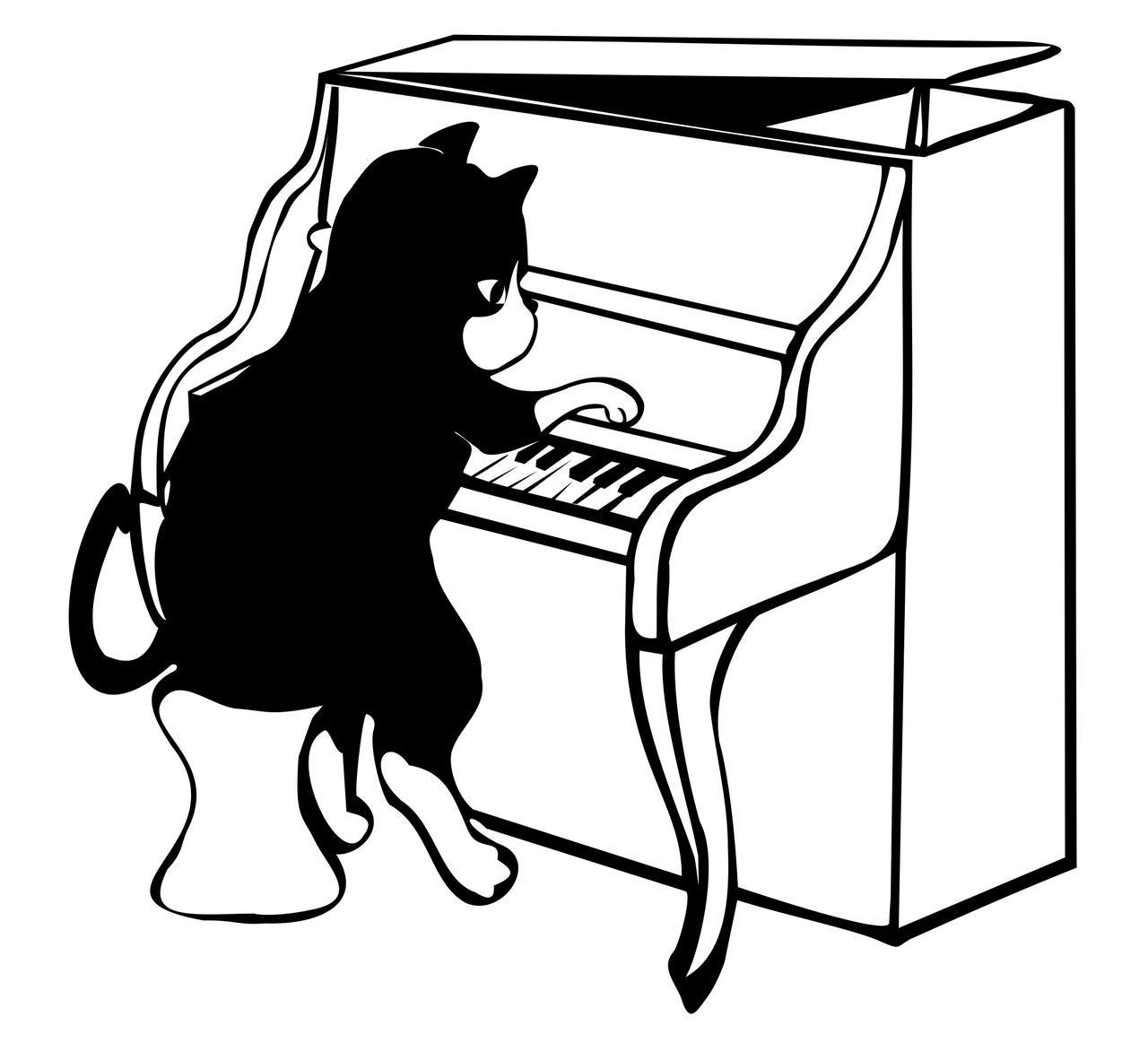 Orchestra Clipart Piano Orchestra Piano Transparent Free