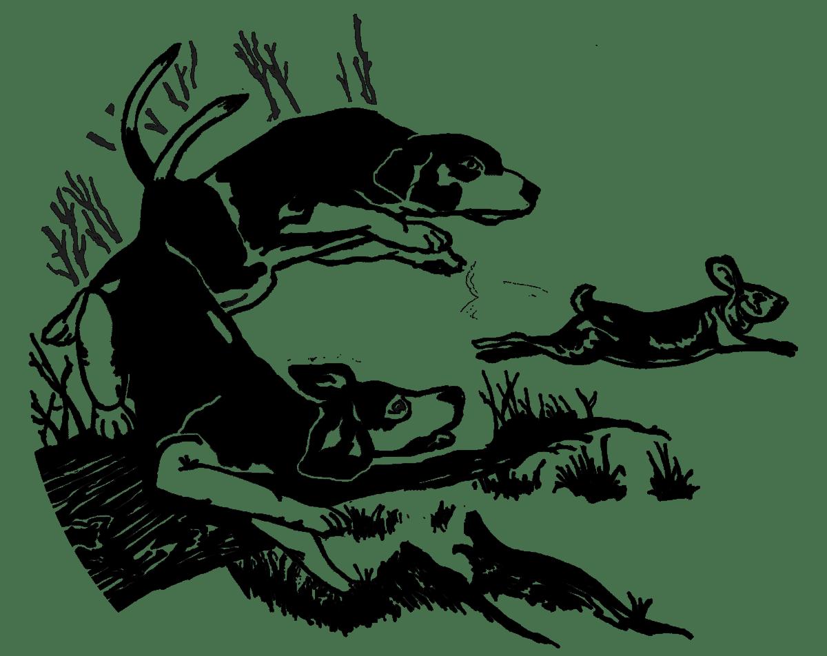 Hunting Clipart Rabbit Hunting Hunting Rabbit Hunting