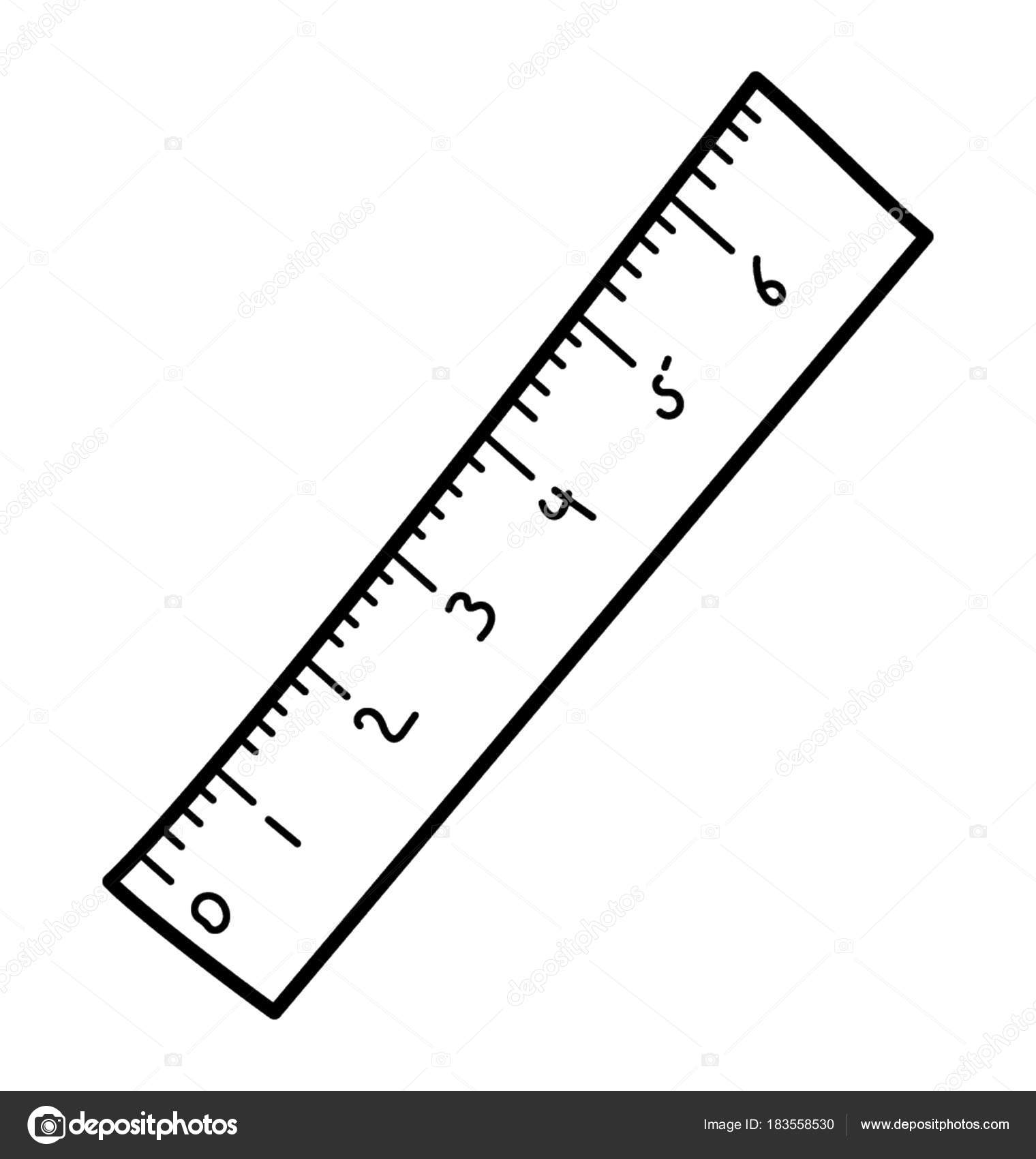Ruler Clipart Drawing Ruler Drawing Transparent Free For