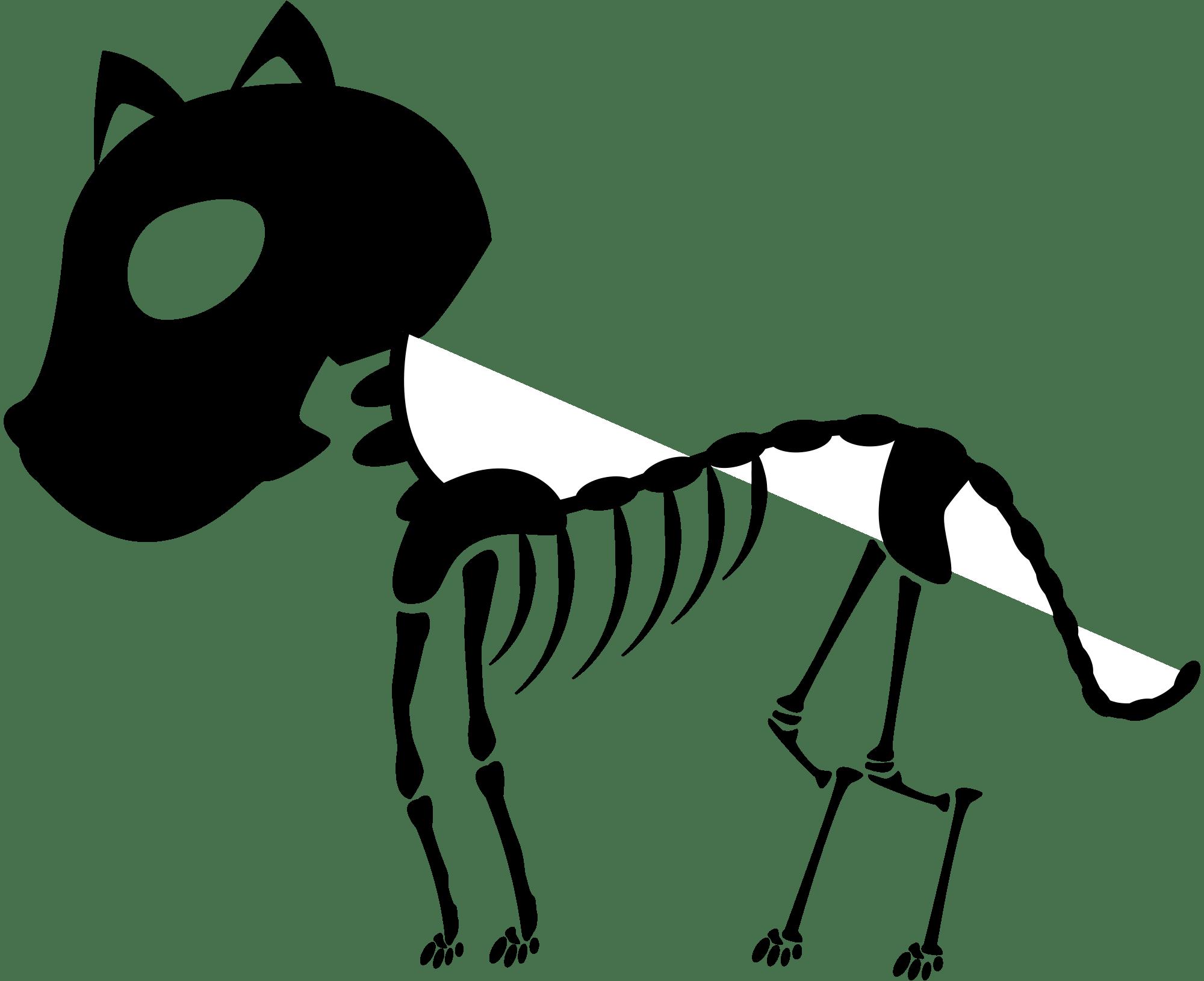 Clipart Skeleton Brontosaurus Clipart Skeleton