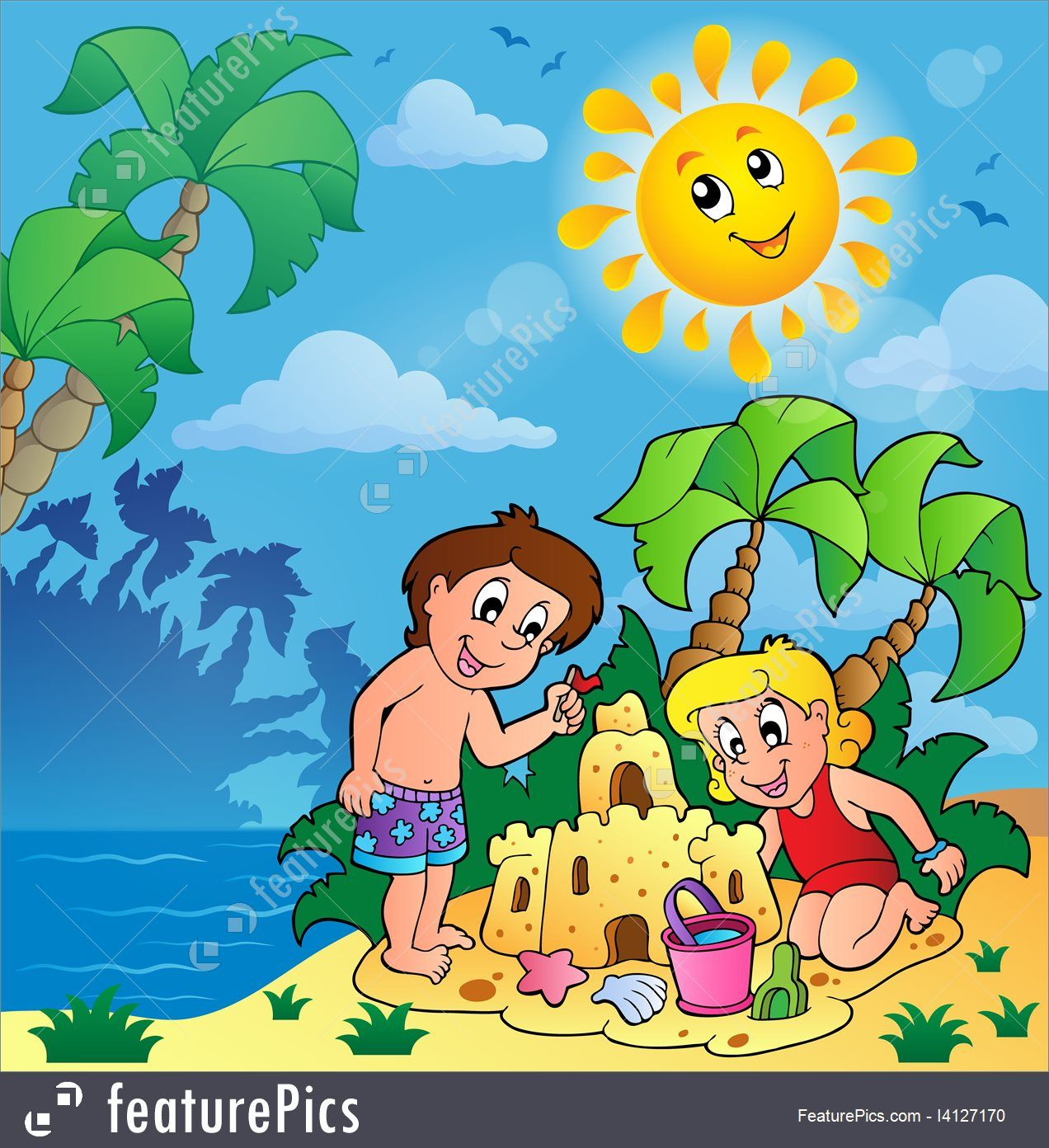 Clipart Summer Summer Season Clipart Summer Summer Season