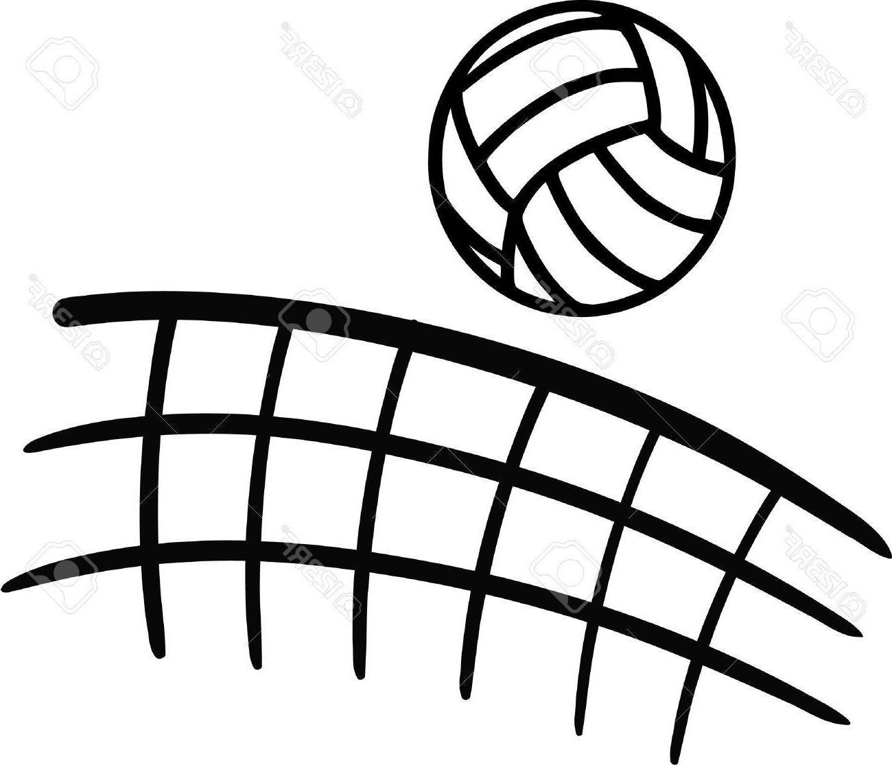Clipart Volleyball Volleyball Net Clipart Volleyball