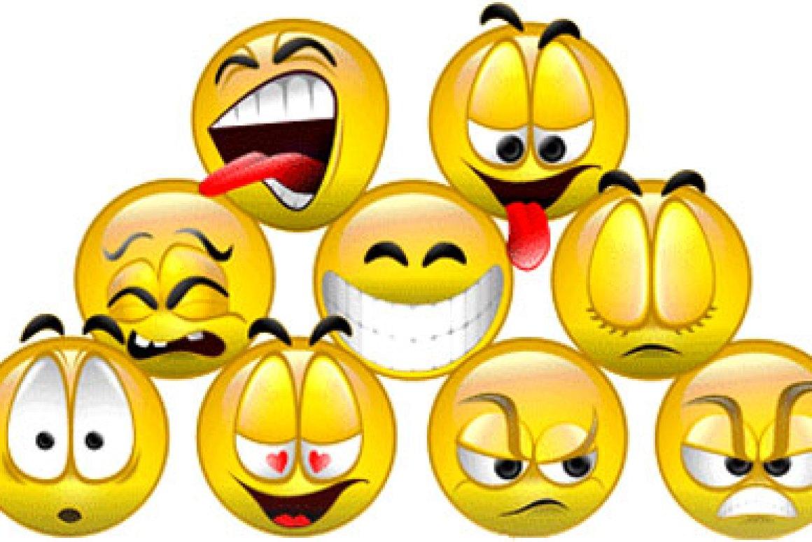 Emotions Clipart Facial Expression Emotion Emotions