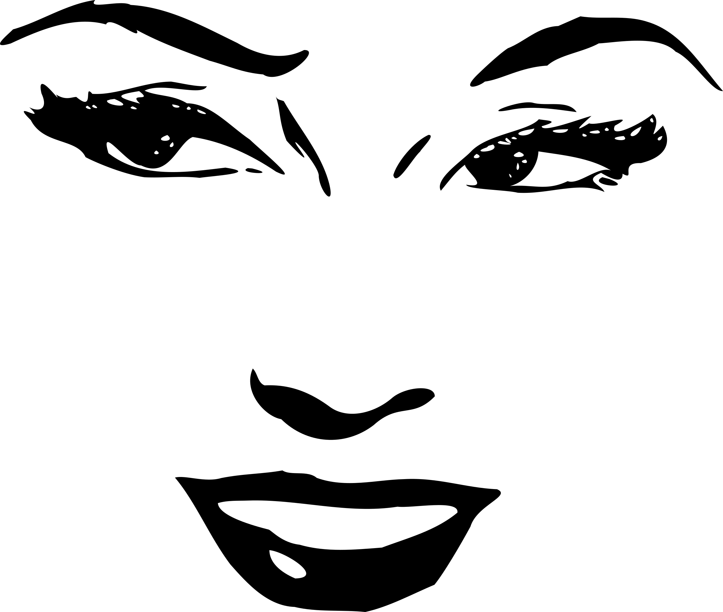 Female Clipart Face Female Face Transparent Free For