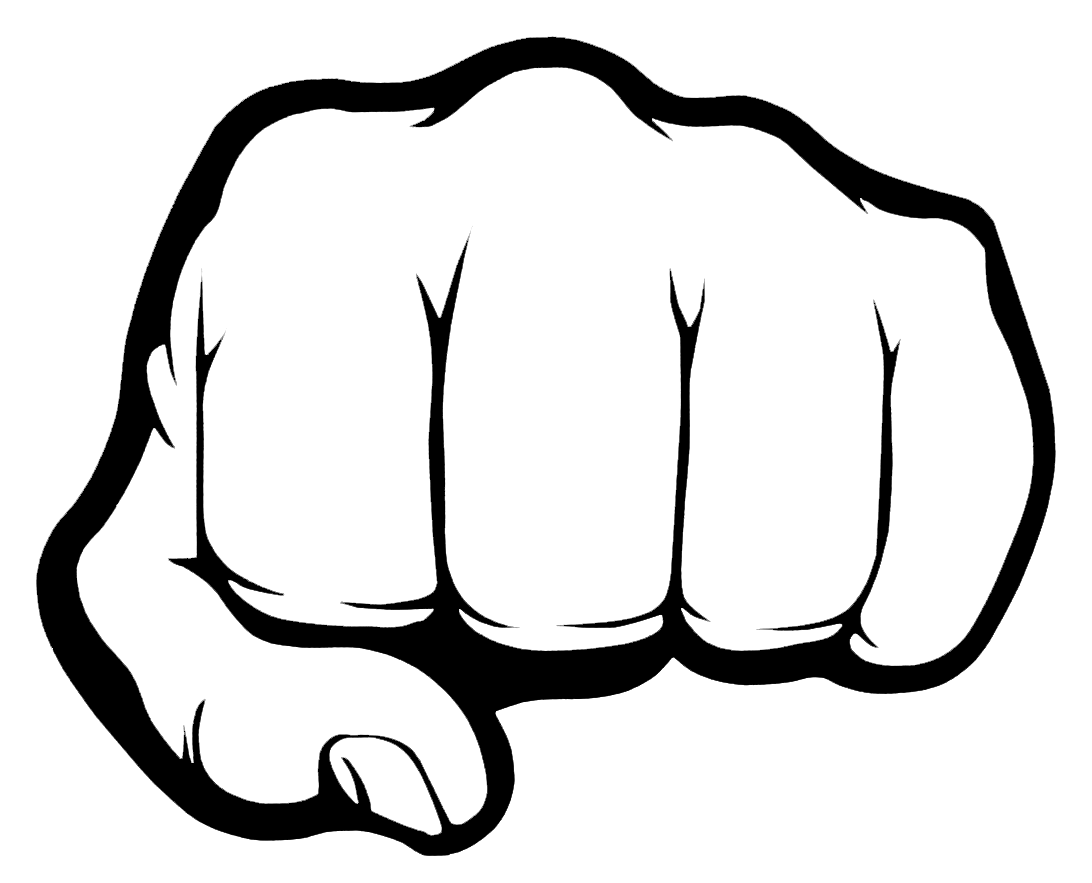 Fist Clipart Raised Fist Fist Raised Fist Transparent