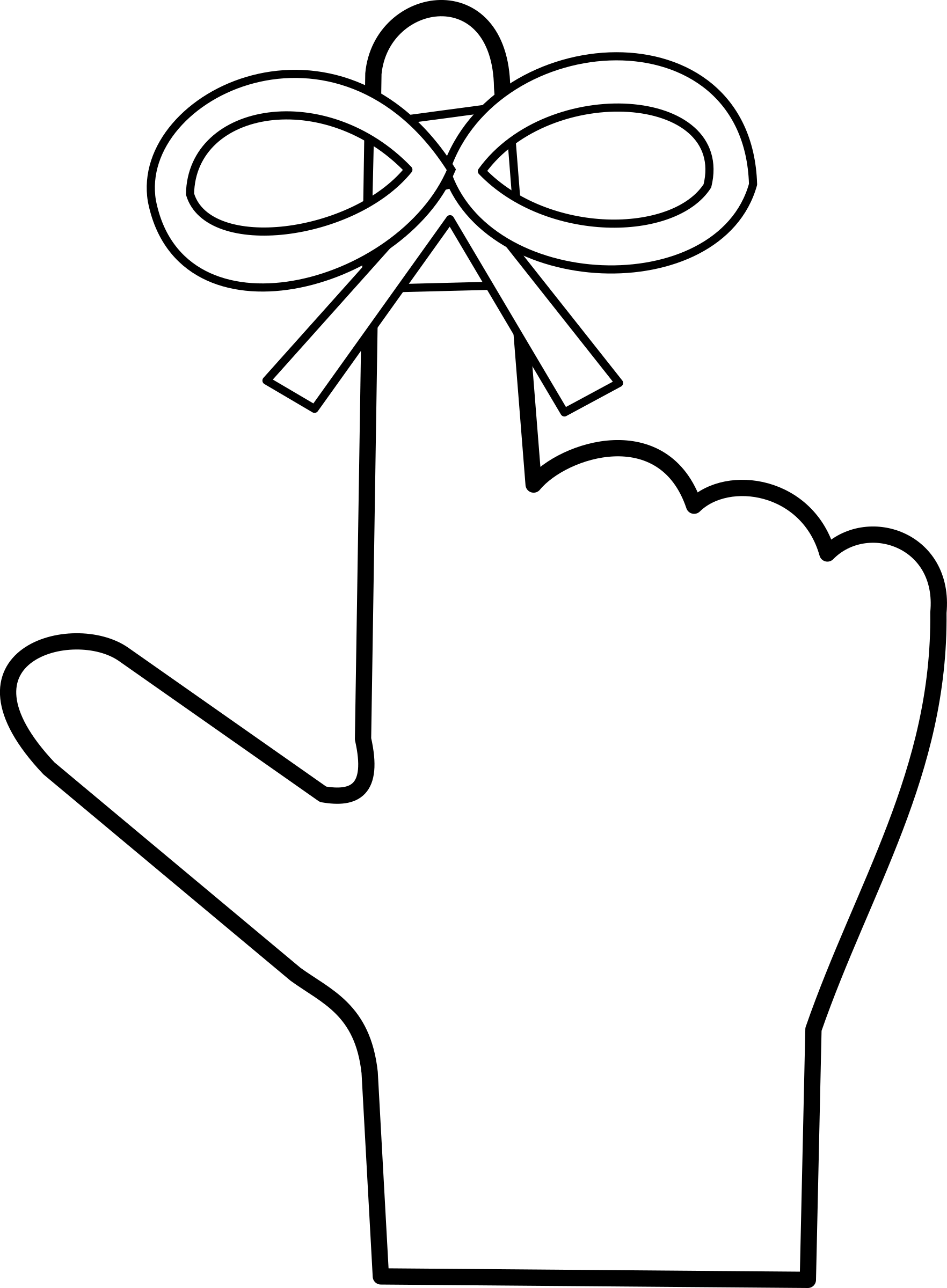 Finger Clipart Reminder Finger Reminder Transparent Free