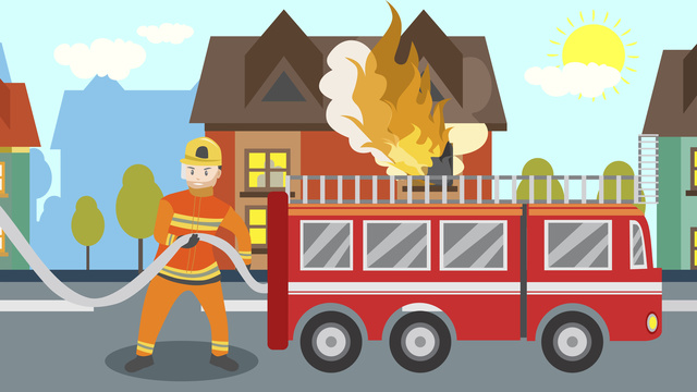 Firefighter Clipart Background Firefighter Background Transparent Free For Download On Webstockreview 2020