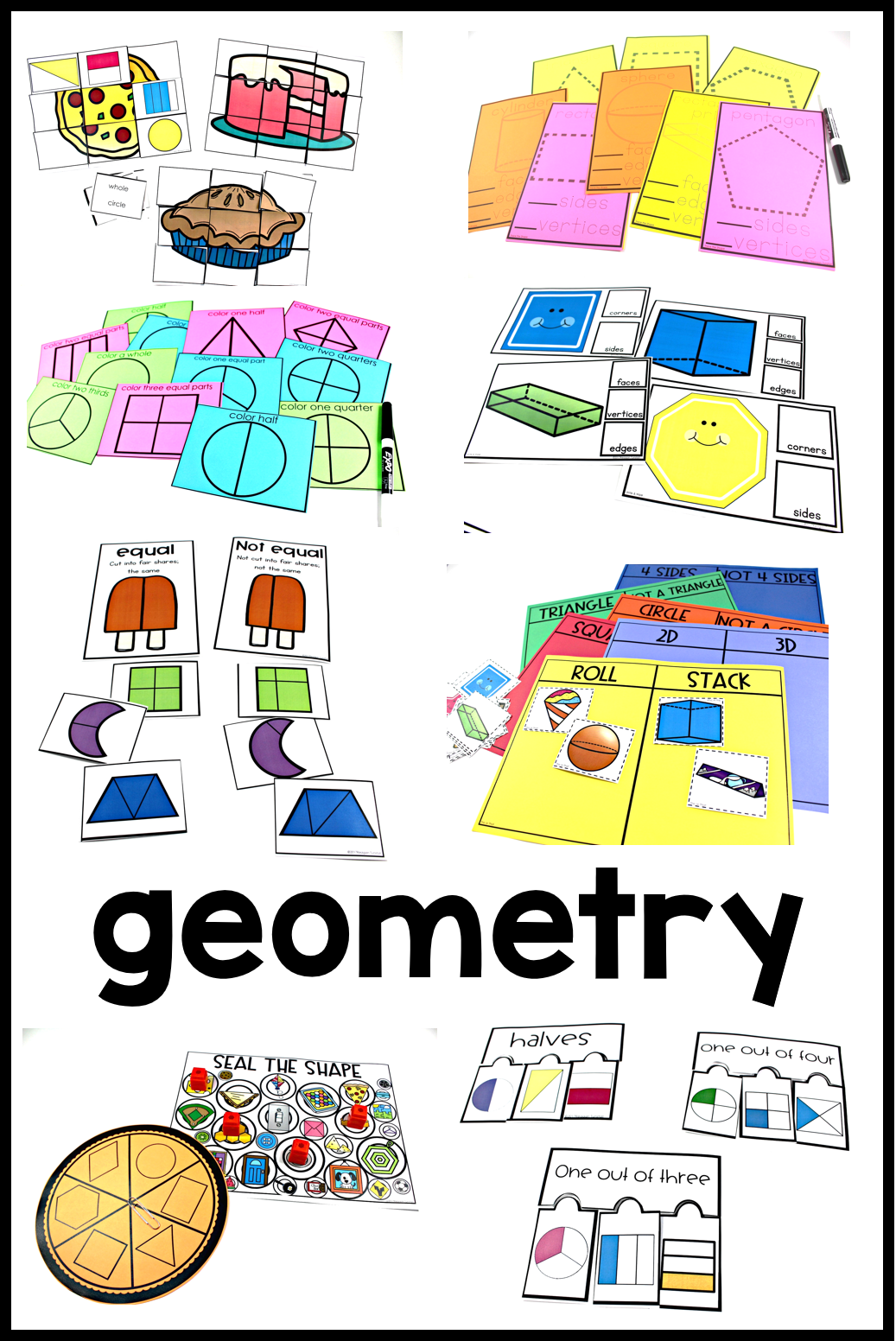 Fractions Clipart First Quarter Fractions First Quarter