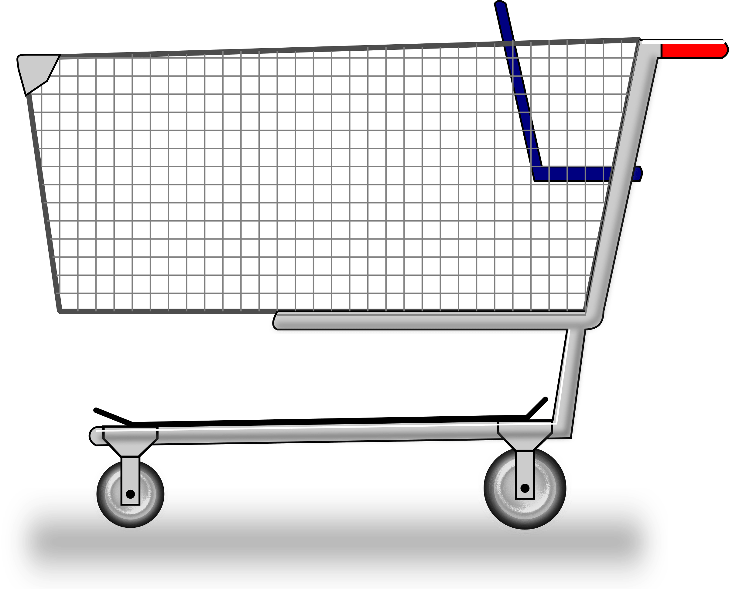 Grocery Clipart Shopping Supermarket Grocery Shopping