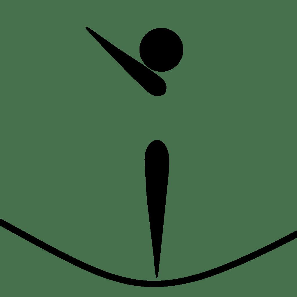 Gymnast Clipart Svg Gymnast Svg Transparent Free For