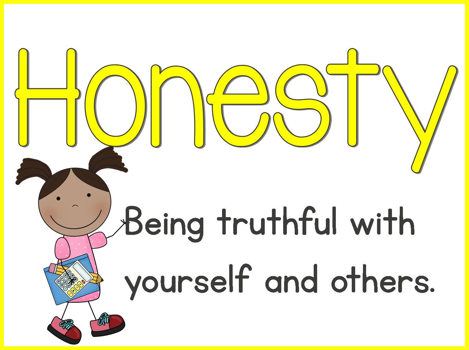 Be Honest Worksheet