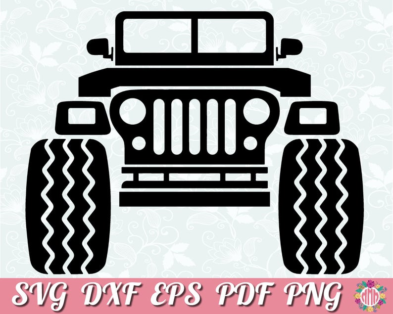 Download Jeep clipart vinyl decal, Jeep vinyl decal Transparent ...