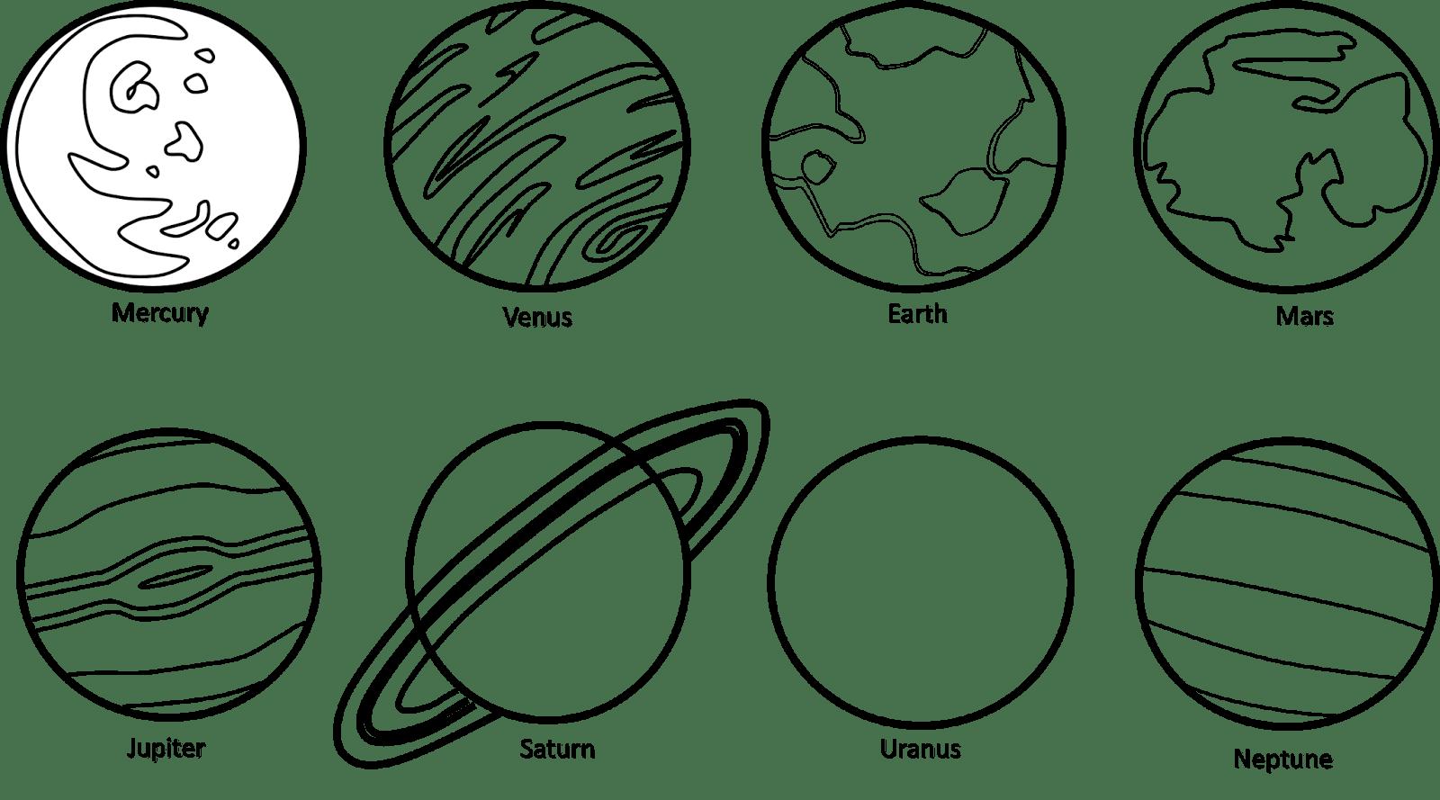 Saturn Clipart Mercury Saturn Mercury Transparent Free