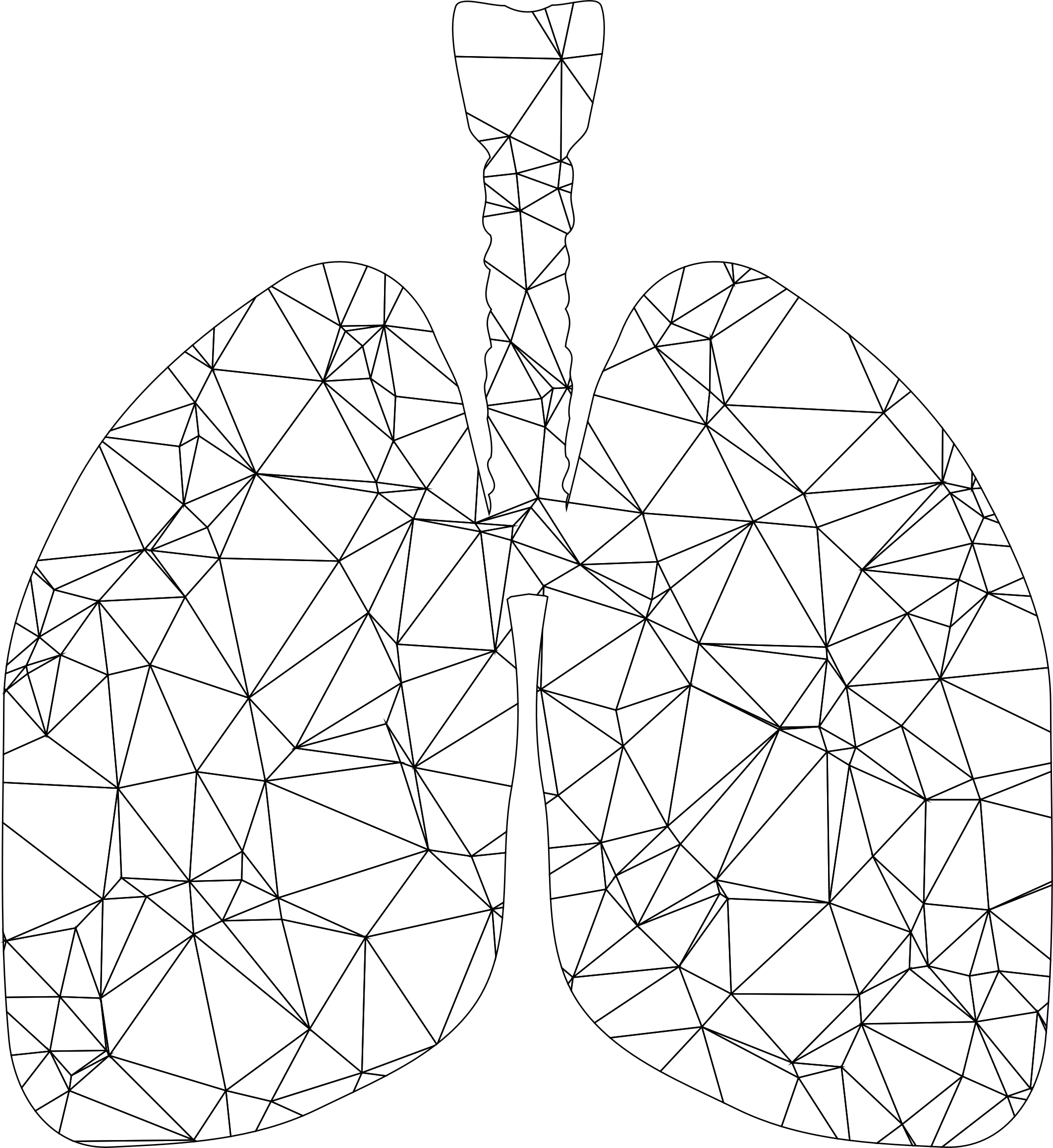 Lungs Clipart Transparent Background Lungs Transparent