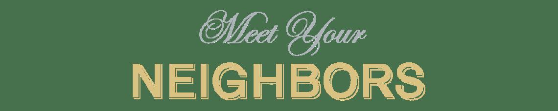 Download Neighborhood clipart love your neighbor, Neighborhood love ...