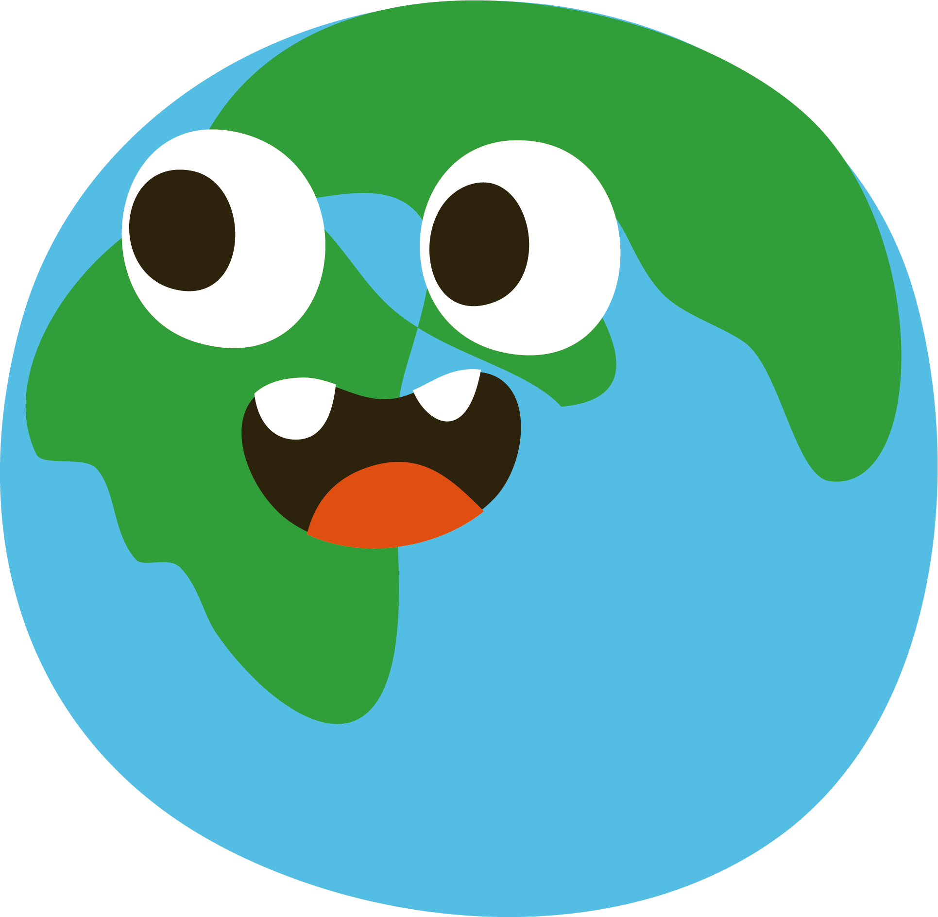 Planets Clipart Green Planet Planets Green Planet