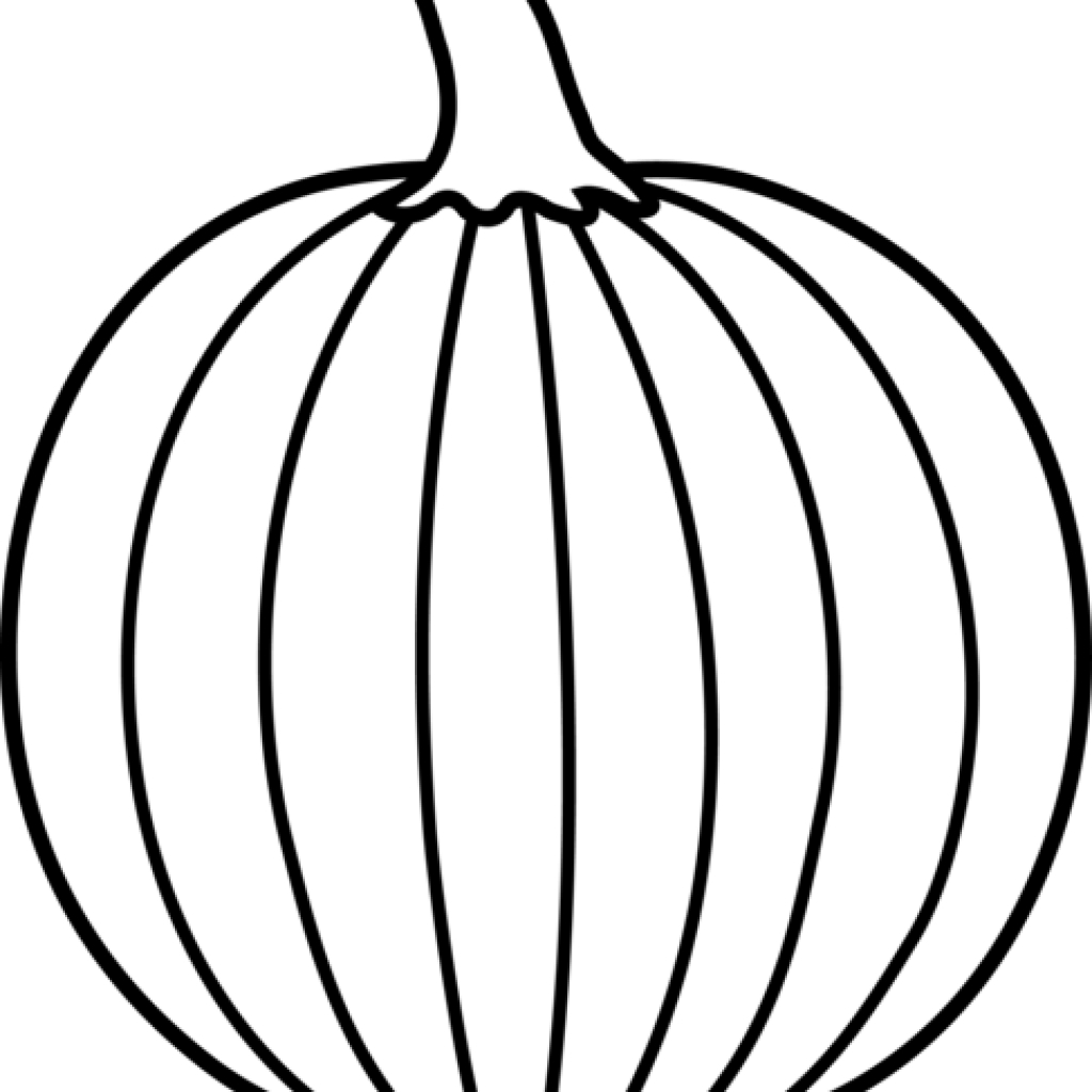 Pumpkin Clipart Black And White Pumpkin Black And White