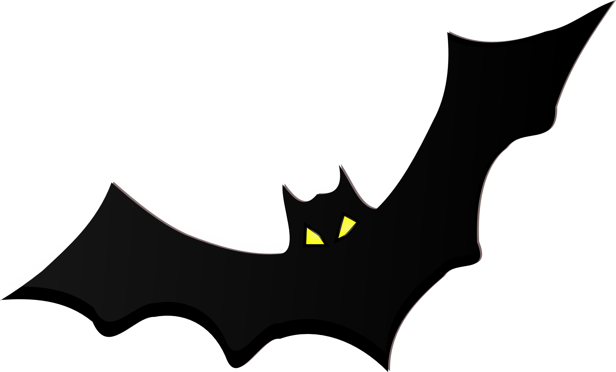 Bats Clipart Printable Halloween Decoration Bats