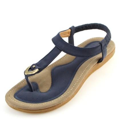 Women's Flat Heels Open Sandals