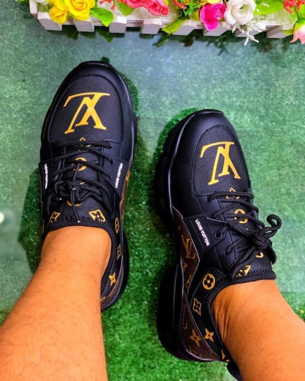 Louis Vuitton female sneakers