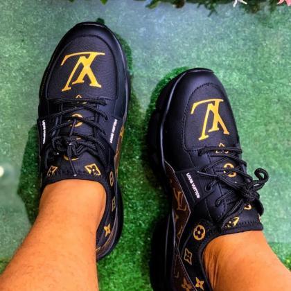 Unique Louis Vuitton Female Sneakers