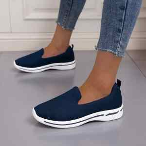 Female slip on shoes