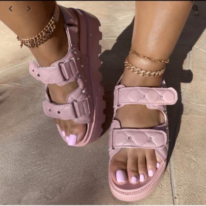 Latest Trendy Open Toe Sandal
